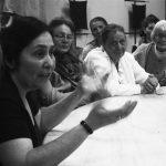 Shelley Sacks introducing a Forum, Dornach 2007